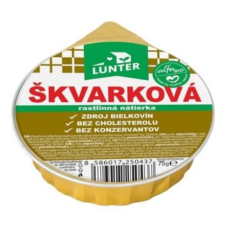 Pomazánka Škvarková Konzerva Lunter