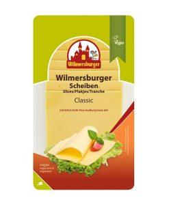 Wilmersburger Rostlinný Sýr Plátky Klasik 150 g