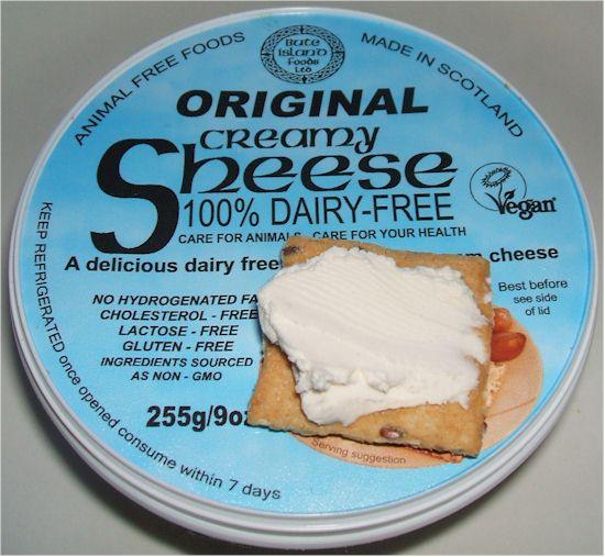 Rostlinná Sýrová Pomazánka Originál Sheese