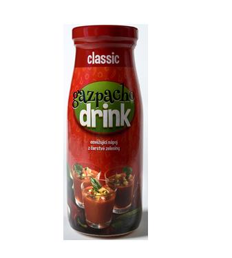 Gazpacho Zeleninový Nápoj Classic