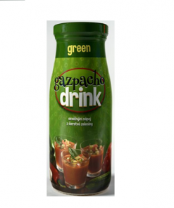Gazpacho Zeleninový Nápo Green