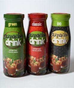 Gazpacho nápoje
