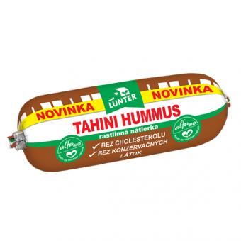 Pomazánka Tahini Hummus Střívko Lunter