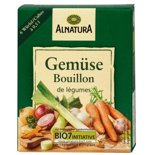 Zeleninový Bujón Bio Alnatura