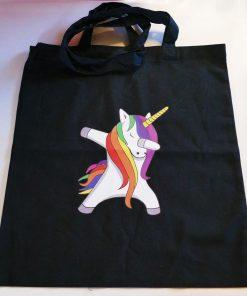 Platena taska unicorn duhovy jednorozec duha