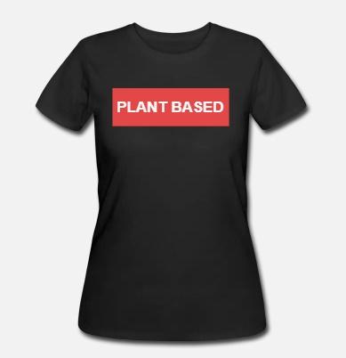Dámské triko Plant Based