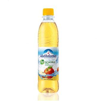 napoj jablecny strik adelholzener limonada piti bio mineralni voda
