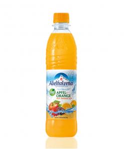ovocny napoj piti osvezeni osvezujici jablko pomeranc maracuja adelholzener mineralni voda