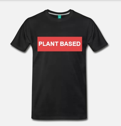 Pánské triko Plant Based