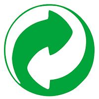 zelena tecka