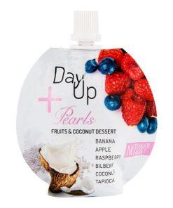 ovocny dezert tapioka malina malinovy kokos kokosovy day up perlicky