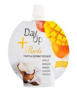 ovocny dezert tapioka mango mangovy kokos kokosovy day up perlicky