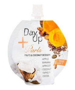 ovocny dezert tapioka merunka merunkovy kokos kokosovy day up perlicky