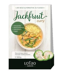 jackfruit curry kari bio lotao green alternativa masa