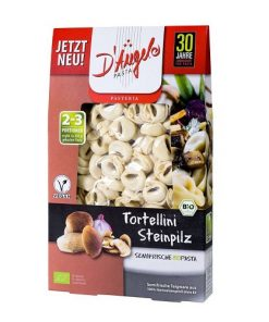 tortellini tortelini testoviny plnene hriby hrib hribky houby s houbami bio d angelo pasta