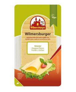 Wilmersburger Rostlinný Sýr Plátky Bylinky 150 g