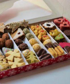 Vánoční cukroví vegan