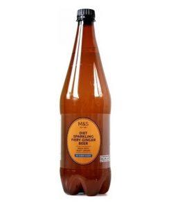 Marks & Spencer limonada marks a spencer zazvorova limonada zazvor zazvorove pivo nealko nealko napoj perlivy sladidla prichut ginger beer
