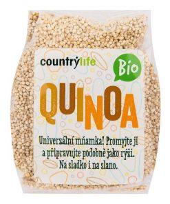 quinoa bio countrylife country life bez lepku bezlepkova obilnina