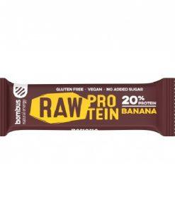 banana banan bananova Bombus Raw Protein Cocoa Beans Tycinka kakaove boby bombus raw protein peanut butter proteinova tycinka veganobchod veganfelicity dmhermes vegan felicity fitness vitarian energie