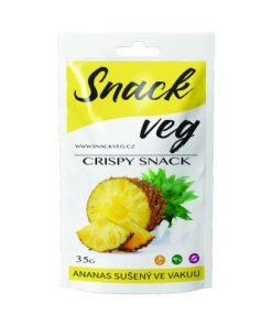 ananas mrazem suseny lyofilizovany snack veg ovoce vegan obchod veganobchod vegan felicity veganfelicity