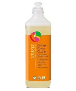 pomerancovy intenzivni cistic sonett vegan obchod veganobchod vegan felicity veganfelicity pomeranc s pomerancem cisteni proti spine mastnote mastnota na vsechny povrchy koupelna toaleta wc bio biodegradabilni