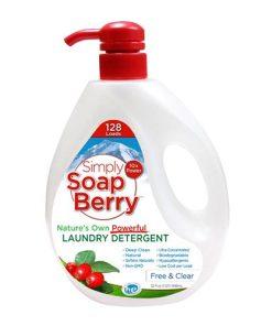 praci gel simply soap berry tekuty praci prostredek na prani pradlo prani prirodni goji berry kustovnice cinska vegan obchod veganobchod vegan felicity veganfelicity bio