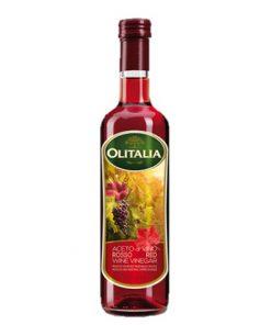 vinny ocet z cerveneho vina olitalia vegan obchod veganobchod vegan felicity veganfelicity ochucovadloo ochuceni zalivka salat