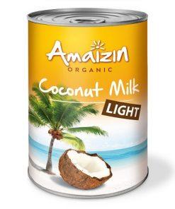 kokosove mleko light lehke bio amaizin kokosove mleko bio zdravy den zdravyden kokos vegan obchod veganobchod vegan felicity veganfelicity kokosova palma napoj protein proteiny bilkovina bilkoviny kokosova duzina lisovani vegetarian bez laktozy bez lepku bezlepkove smoothie