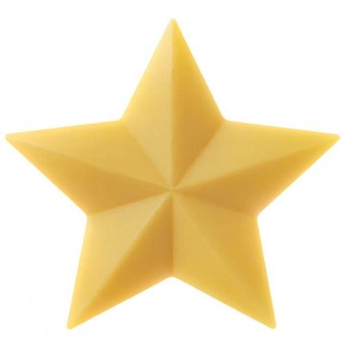 Mýdlo Hvězda Žlutá 50 g Speick | Vegan Felicity