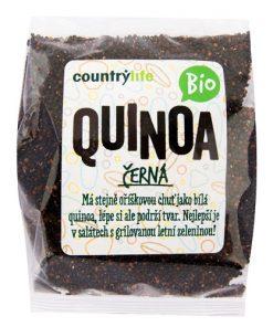 quinoa cerna bio quinoa countrylife country life bez lepku bezlepkova obilnina veganobchod obchod veganfelicity felicity obed vecere univerzalni