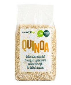 bio quinoa countrylife country life bez lepku bezlepkova obilnina veganobchod obchod veganfelicity felicity obed vecere univerzalni