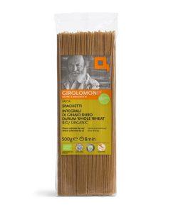 testoviny spagety celozrnne semolinove bio girolomoni vegan obchod veganobchod vegan felicity veganfelicity biokvalita italie italske testoviny semolina tvrda psenice organic otaly spaghetti pasta
