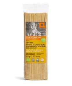 testoviny linguine spagety celozrnne semolinove bio girolomoni vegan obchod veganobchod vegan felicity veganfelicity biokvalita italie italske testoviny semolina tvrda psenice organic otaly spaghetti pasta