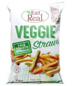 chipsy zeleninove hranolky eat real vegan obchod veganobchod vegan felicity veganfelicity silvestr oslava party veggie straws kapusta kale rajce rajcatove spenat bez lepku bezlepkove snack
