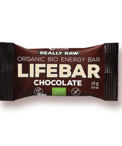 tycinka lifebar mini cokolada bio lifefood cokoladova biokvalita bez lepku bezlepkova vegan obchod veganobchod vegan felicity veganfelicity energy paleo orech orechy