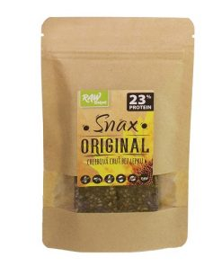 snax original chlebovy raw bakers chlebova chut protein bilkoviny chleb krekr bez lepku bezlepkove pecivo