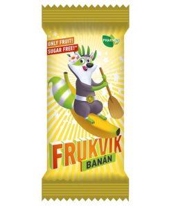 tycinka ovocna banan frukvik ovoce bananova detska pro deti vegan obchod veganobchod vegan felicity veganfelicity bez lepku bezlepkova bez cukru