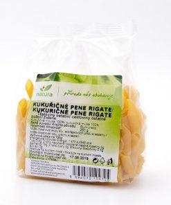 testoviny kukuricne penne rigate musle natura vegan veganobchod vegan felicity veganfelicity bezlepkova dieta celiakie kukurice
