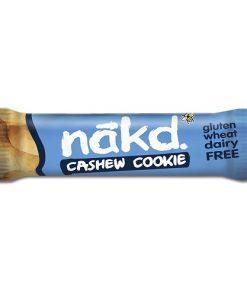 Nakd Tyčinka Cashew Cookie Multipack kešu