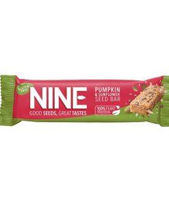 Nine Tyčinka s Dýňovým Semínkem veganska bezlepkova tycinka