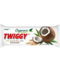 Twiggy Tyčinka Müsli s Kokosem BIO