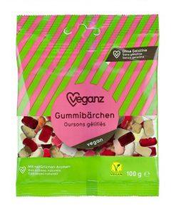 Veganz Bonbóny Gumové Medvídci veganské želé bonbony