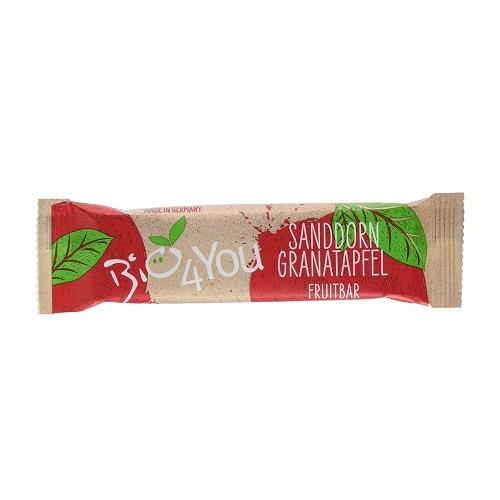 Bio4You Tyčinka Rakytník Granátové Jablko BIO