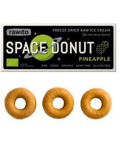 Rawito Space Donut Pineapple BIO ananas