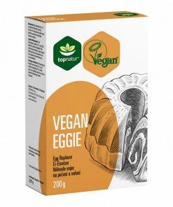 Vegan Eggie Náhrada Vajec Topnatur alternativa vajicek vajicko vajíčko vejce