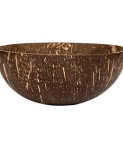 Kokosová miska z kokosového ořechu