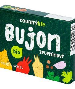 Country Life Bujon Zeleninový BIO