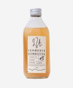 JZT Ferments Kombucha Bergamot