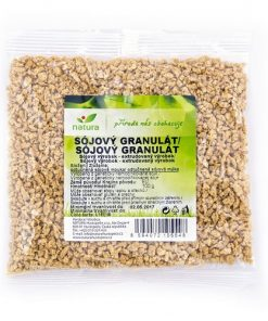 Natura Sójový Granulát 100 g sojové maso